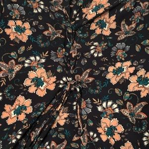 Sweet Storm Tops - 3 for $12 Flower Printed Blouse